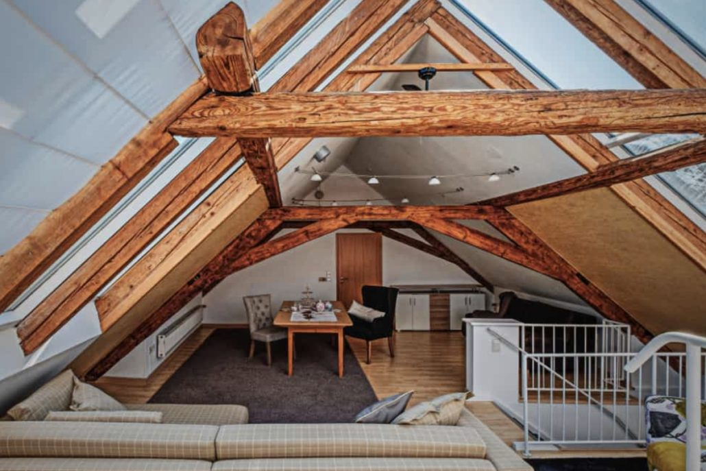 How to install a TV aerial in the loft